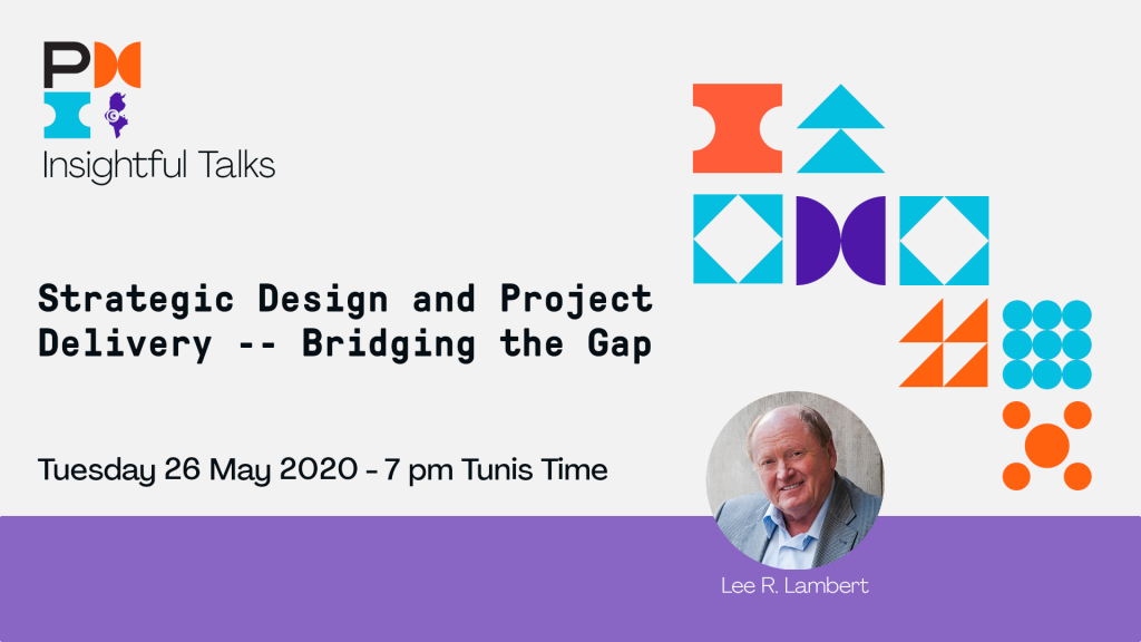 Webinar : Strategic Design and Project Delivery - Bridging the gap
